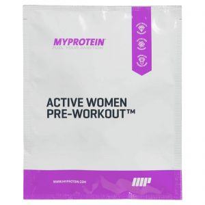 Active Women Pre-Workout™ (pavyzdys)