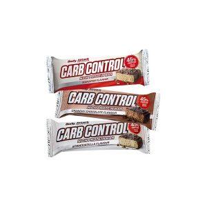 Baltyminis Batonėlis carb control