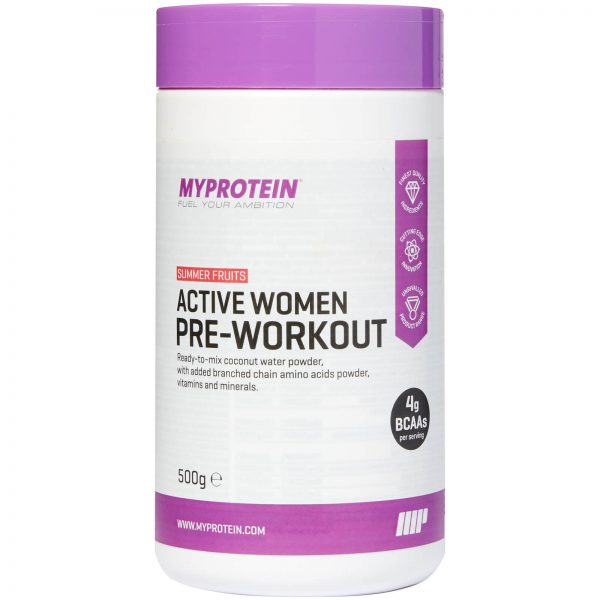 Active Women Pre-Workout™ mišinys
