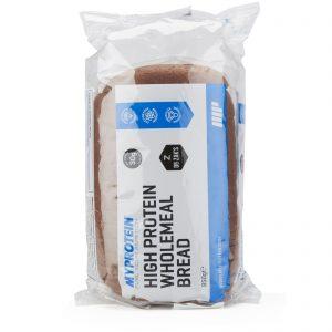 Baltymais Praturtinta Duona