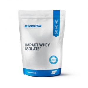 Impact Whey Isolate Bioaktyvus Išrūgų Proteino Izoliatas