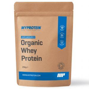 Organiški išrūgų baltymai