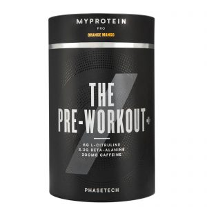 THE Pre-Workout+