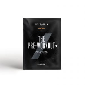 THE Pre Workout+ (Sample)