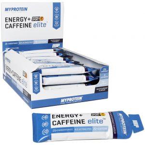 """MYPROTEIN Gelis """"Elite + Caffeine"""""""
