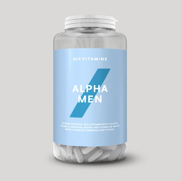 Multivitaminai Alpha Men