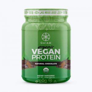 Veganiški Organiniai Išrūgų Baltymai GAIAM