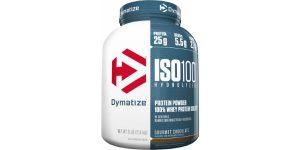 Dymatize ISO 100 Izoliato apžvalga