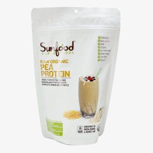 Natūralus Žirnių Proteinas Sunfood