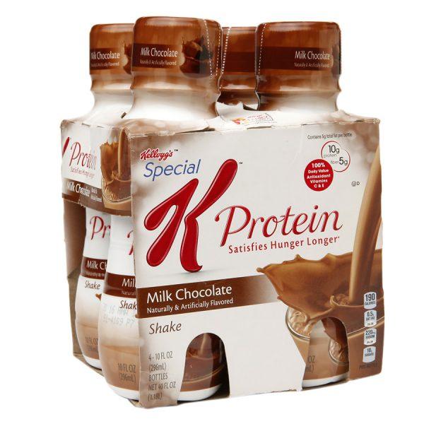 Šokoladinis Pieno Kokeilis Special K