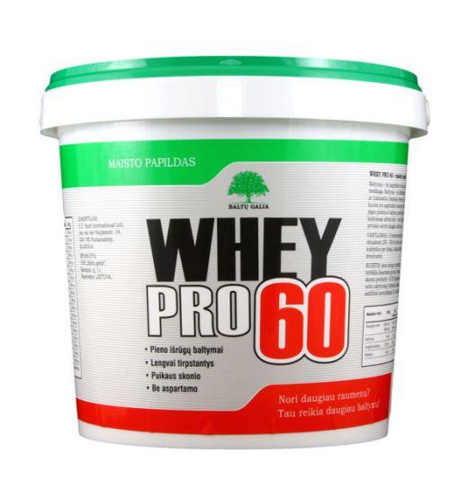 Baltų Galia Whey Pro 60