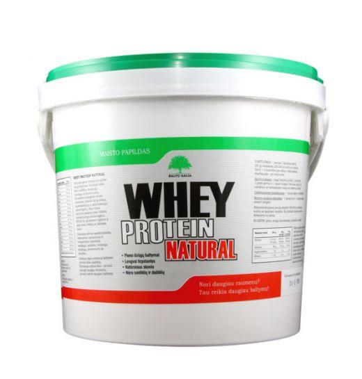 Baltų Galia Whey Protein Natural