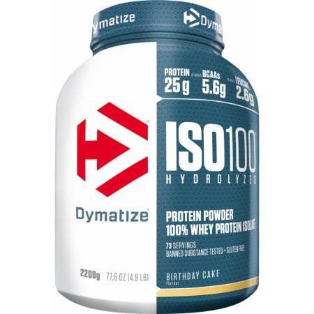 Izoliatas Dymatize ISO100