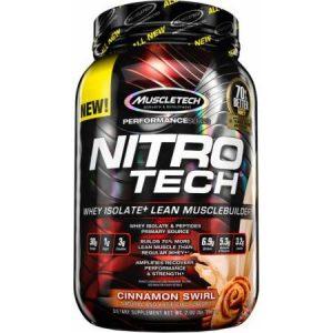 Baltymai NITRO-TECH