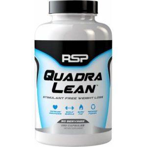 RSP Nutrition QuadraLean , 150 kaps