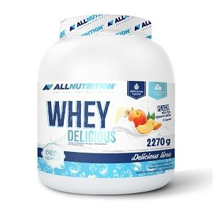 ALLNUTRITION WHEY DELICIOUS PROTEIN 2270 g