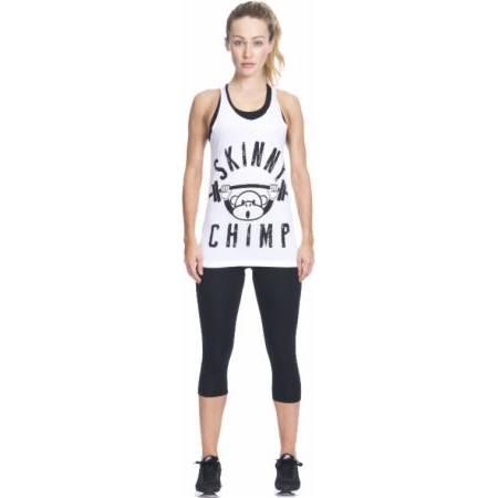 Klasikiniai Skinny Chimp Sportiniai Marškinėliai