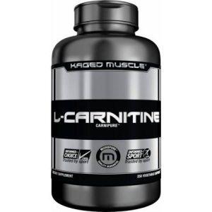 Vegetariškas L-Karnitinas Kaged Muscle