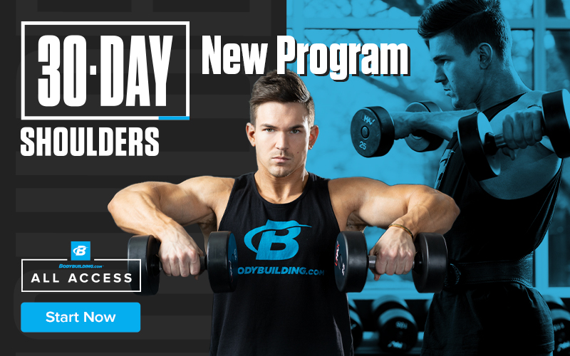 bodybuilding all access